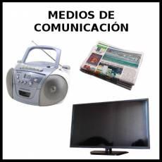 MEDIOS DE COMUNICACIÓN - Foto