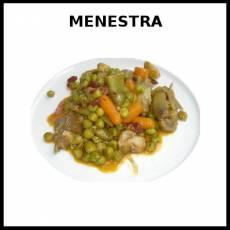 MENESTRA - Foto