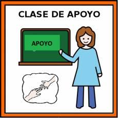 CLASE DE APOYO - Pictograma (color)