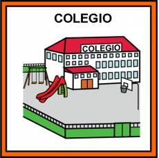 COLEGIO - Pictograma (color)