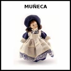 MUÑECA (JUGUETE) - Foto