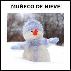 MUÑECO DE NIEVE - Foto