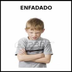 ENFADADO - Foto