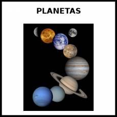 PLANETAS - Foto