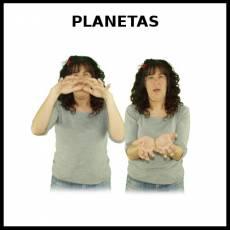 PLANETAS - Signo