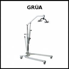 GRÚA - Foto