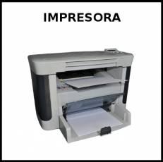 IMPRESORA - Foto