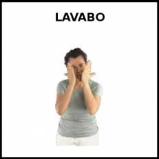 LAVABO - Signo