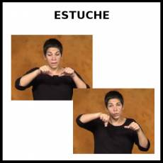 ESTUCHE (LAPICES) - Signo