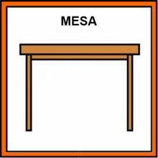 MESA - Pictograma (color)