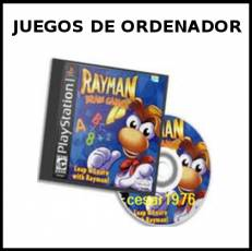 JUEGOS DE ORDENADOR - Foto