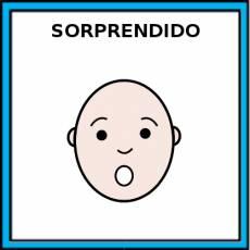 SORPRENDIDO - Pictograma (color)