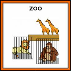 ZOO - Pictograma (color)