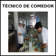 TÉCNICO DE COMEDOR (HOMBRE) - Foto