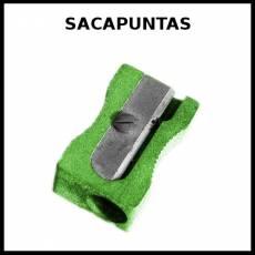 SACAPUNTAS - Foto
