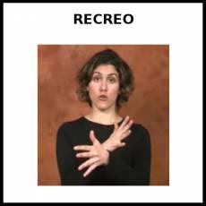RECREO (JUGUETES) - Signo