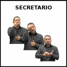 SECRETARIO - Signo