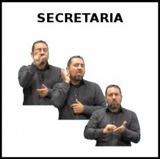 SECRETARIA - Signo