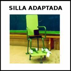 SILLA ADAPTADA - Foto