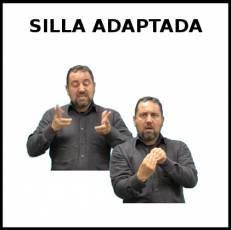 SILLA ADAPTADA - Signo