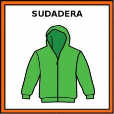 SUDADERA - Pictograma (color)
