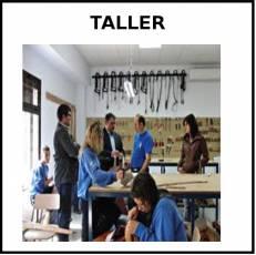 TALLER (AULA) - Foto
