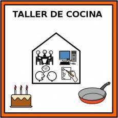 TALLER DE COCINA - Pictograma (color)