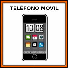 TELÉFONO MÓVIL - Pictograma (color)