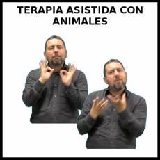 TERAPIA ASISTIDA CON ANIMALES - Signo