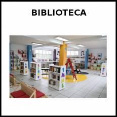 BIBLIOTECA - Foto