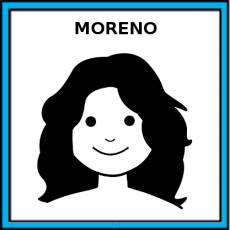 MORENO - Pictograma (color)