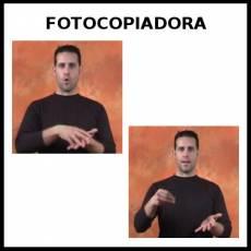 FOTOCOPIADORA - Signo