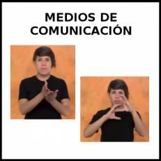 MEDIOS DE COMUNICACIÓN - Signo
