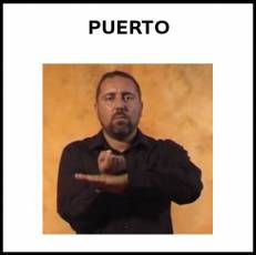 PUERTO (DE MAR) - Signo