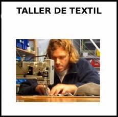 TALLER DE TEXTIL - Foto