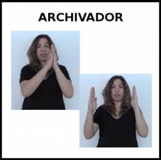 ARCHIVADOR - Signo