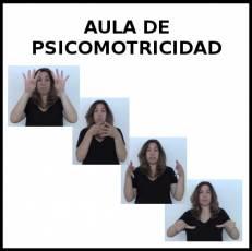 AULA DE PSICOMOTRICIDAD - Signo