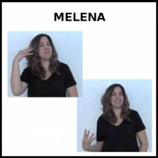 MELENA - Signo
