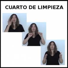 CUARTO DE LIMPIEZA - Signo