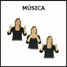MÚSICA (ÁREA) - Signo