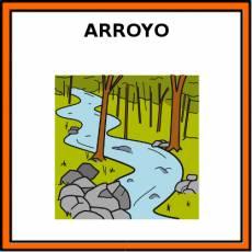 ARROYO - Pictograma (color)