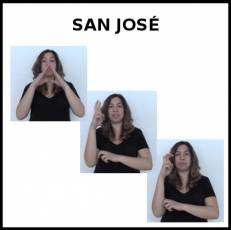 SAN JOSÉ - Signo