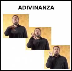 ADIVINANZA - Signo