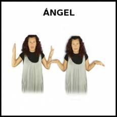 ÁNGEL - Signo
