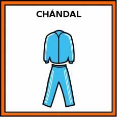 CHÁNDAL - Pictograma (color)