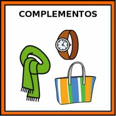 COMPLEMENTOS - Pictograma (color)