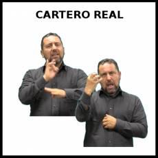 CARTERO REAL - Signo