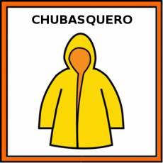 CHUBASQUERO - Pictograma (color)
