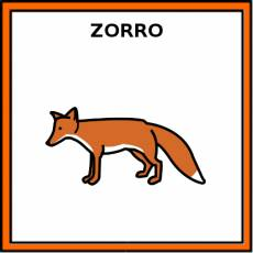 ZORRO - Pictograma (color)