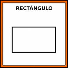 RECTÁNGULO - Pictograma (color)